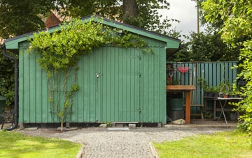 benefits of Staines Green garden storage sheds